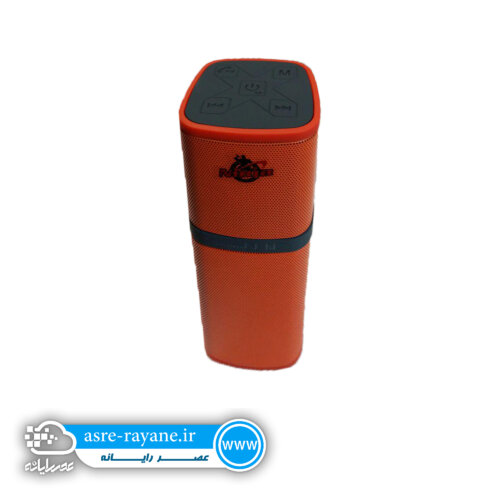 اسپیکر بلوتوثی و رم خور X6 Sound Hi-Fi