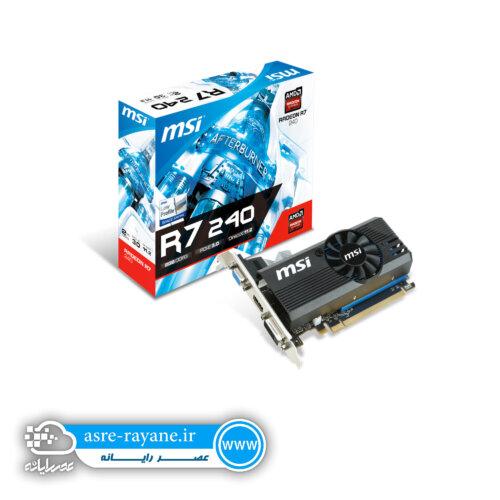 MSI R7 240