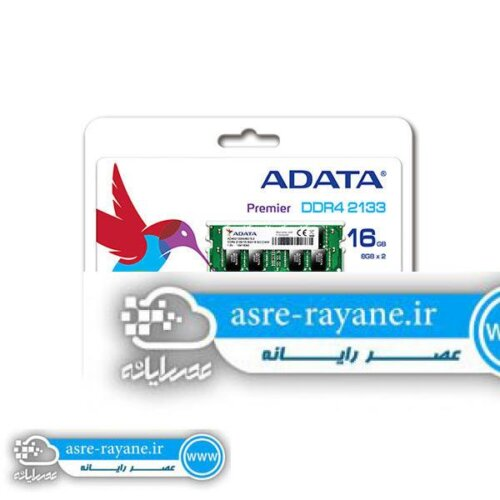 حافظهی رم لپتاپی Premier DDR4 2133 ایدیتا
