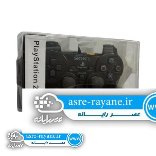 دسته بازی PlayStation 2 Double Shock