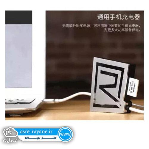 هاب USB ریمکس REMAX RU-U7 3USB Card Reader