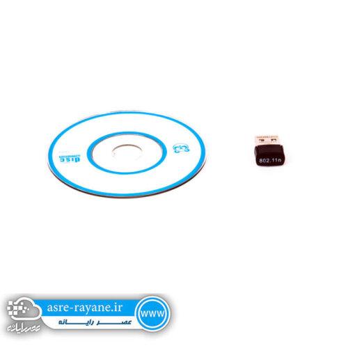 کارت شبکه بی سیم مرکوری مدل MW150US