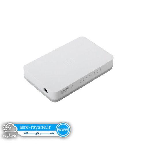 سوئیچ شبکه 8 پورت دی لینک DGS1008A