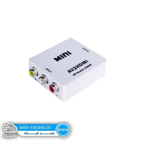 مبدل AV به HDMI دی نت