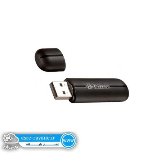 کارت شبکه USB بیسیم مدل DWA-123