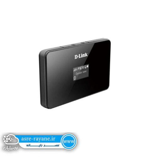 مودم قابل حمل 4G LTEو روتر وایفای دی-لینک DWR-932
