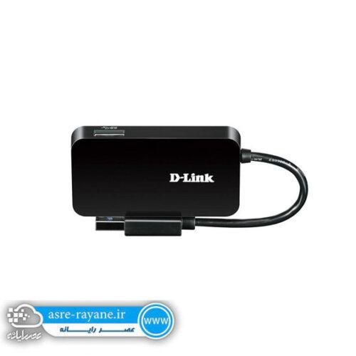 هاب 4 پورت USB3.0 دی-لینک مدل DUB-1341
