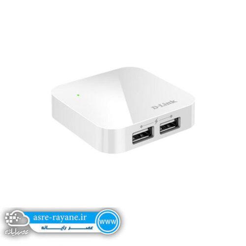 هاب یو اس بی دی لینک DUB-H4 USB 2.0 4Port