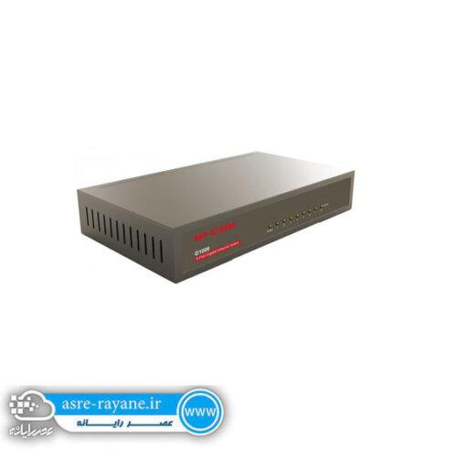 سوییچ شبکه 8 پورت آی پی کام G1008