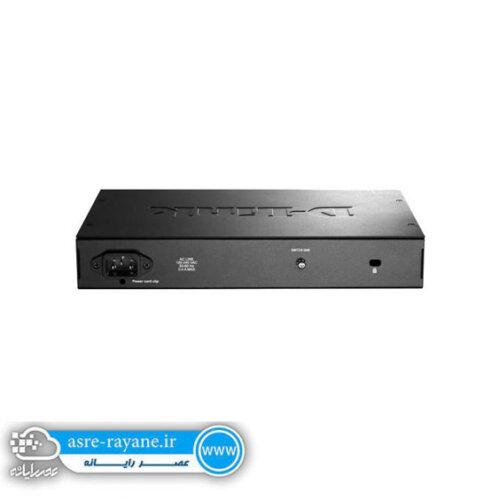 سوییچ 24 پورت گیگابیتی،دسکتاپ دی-لینکDGS-1024D
