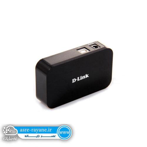 هاب هفت پورت USB دی لینک مدل DUB-H7/EB