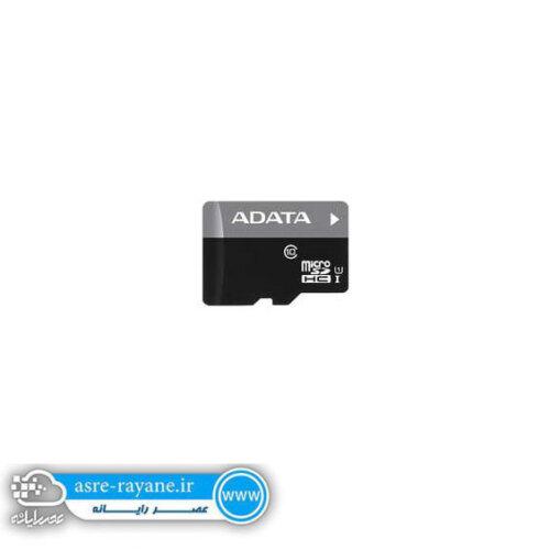 کارت حافظه microSDHC ای دیتا مدل Premier ظرفیت 16 گیگ کلاس 10