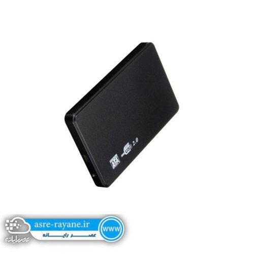 باکس تبدیل SATA به USB 2.0 هارددیسک 2.5 اینچی
