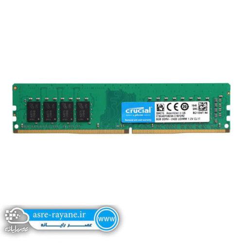 Crucial 4GB DDR4-2400 UDIMM