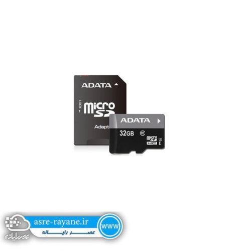 کارت حافظه ای دیتا مدل Premier کلاس 10 ظرفیت 32 گیگ