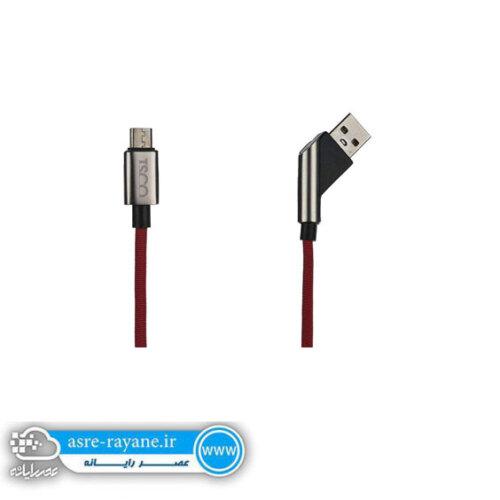 کابل تبدیل USB به microUSB تسکو مدل TC-A24کابل تبدیل USB به microUSB تسکو مدل TC-A24