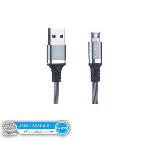 کابل تبدیل USB به microUSB تسکو مدل TC A47