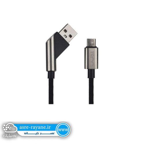 کابل تبدیل USB به microUSB تسکو مدل TC-A24