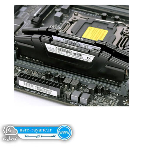 رم دسکتاپ DDR4 3200MHz CL16جی اسکیل مدل Ripjaws V ظرفیت 16گیگ