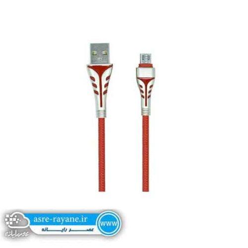 کابل تبدیل USB به microUSB تسکو TC A61 طول 1 متر