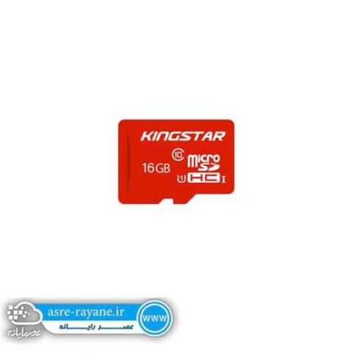 رم میکرو SD 16GB king star