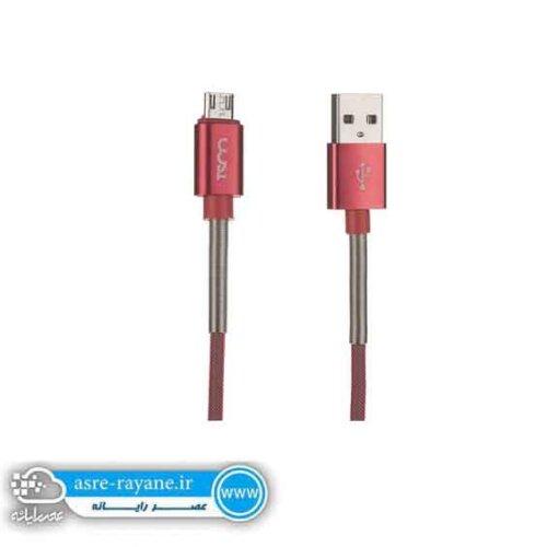 کابل تبدیل USB به microUSB تسکوTC 97 طول 1 متر