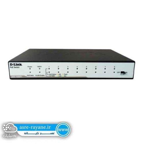 سوئیچ 8 پورت دی لینک DES-1009P