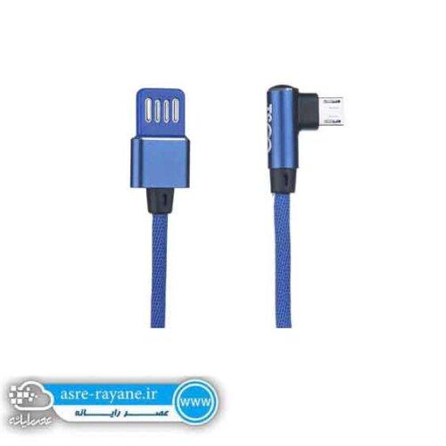 کابل تبدیل USB به microUSB تسکوTC A49