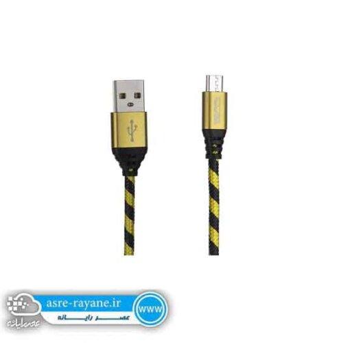 کابل تبدیل USB به microUSB تسکو مدل TC 49