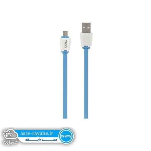 کابل تبدیل USB به microUSB تسکو مدل TC 55